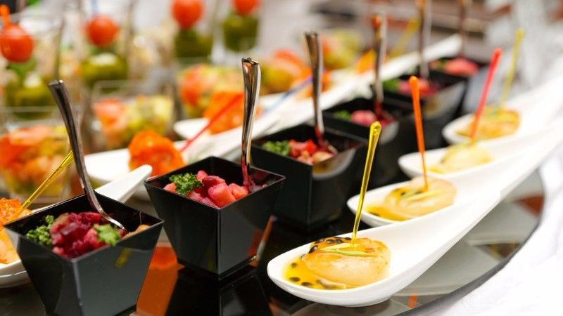 catering food 2